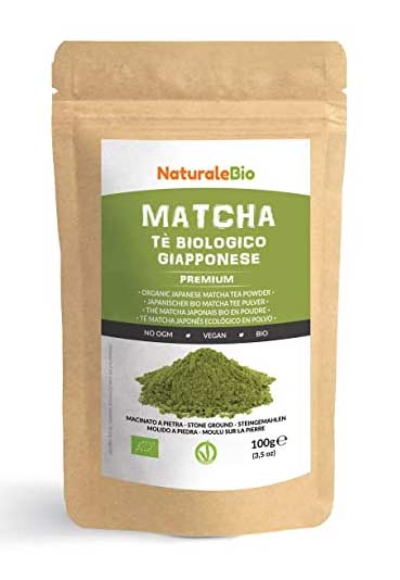 Matcha Tee aus Japan - Top Sirtfood